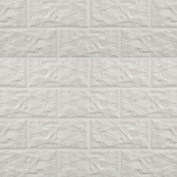 KLAY Tiles Facades - KLAY-Brickslips-KBS-SKB-2013-Textured-White