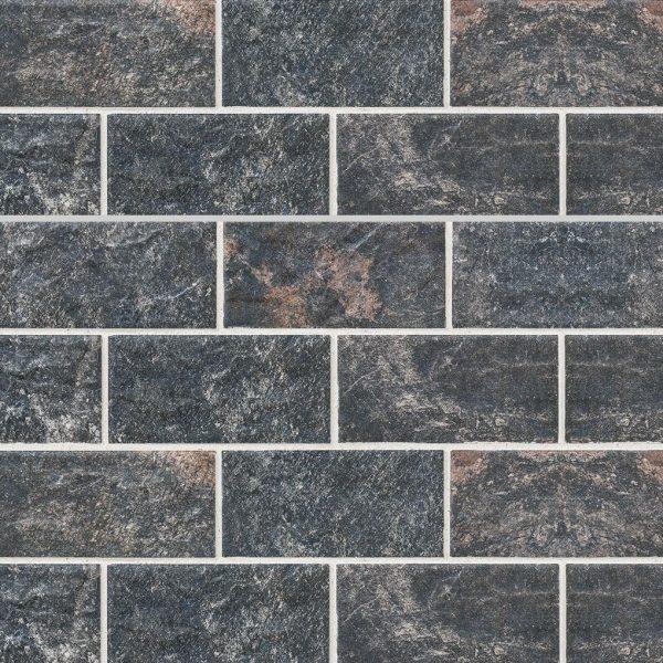 KLAY Tiles Facades - KLAY-Brickslips-KBS-SKB-2023-Turtle-Shell-Grey