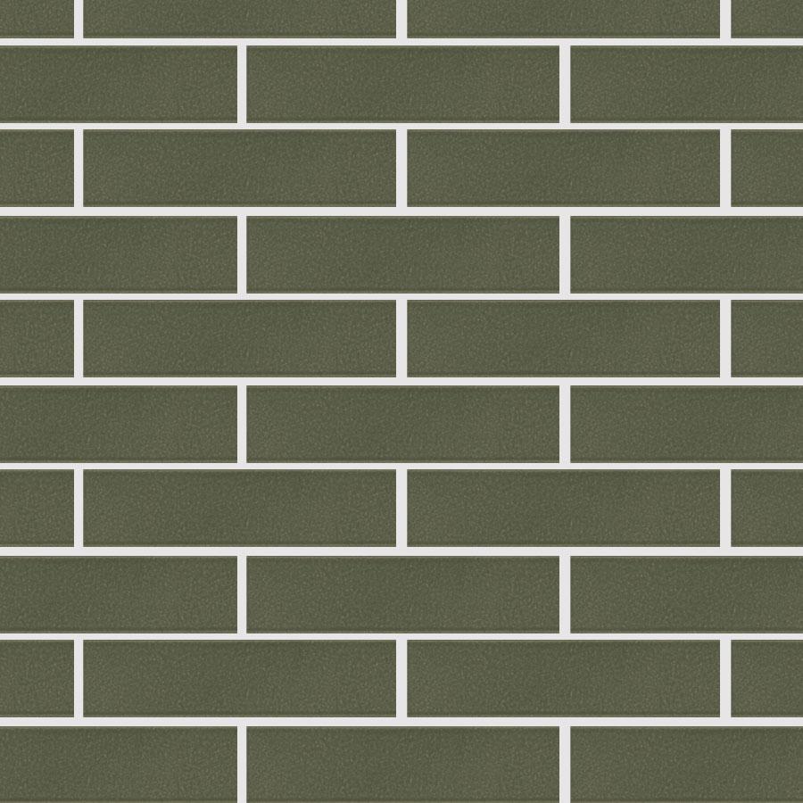 KLAY Tiles Facades - KLAY-Tiles-Agrob-Craft-9020-olive-green-flamed