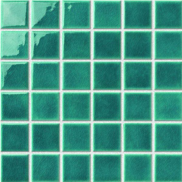 KLAY Tiles Facades - KLAY-Residential-Mosaics-_0002_Emerald_Green