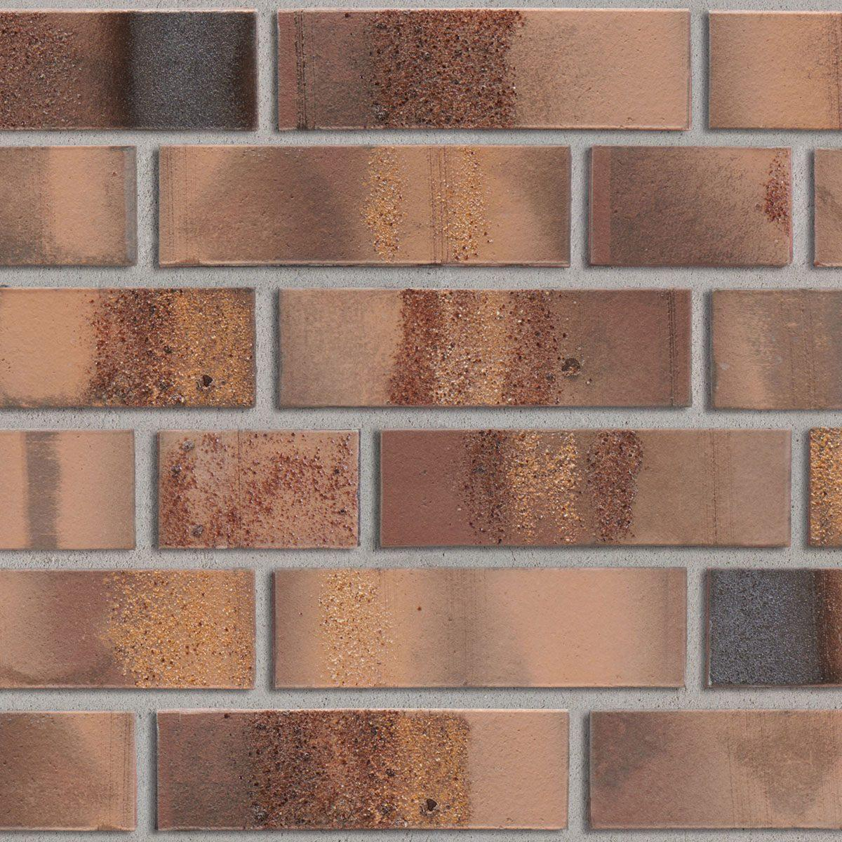 KLAY Tiles Facades - KLAY_KBS-SBR-2111-Copper-Red