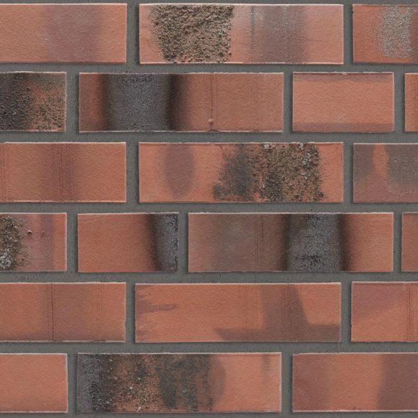 KLAY Tiles Facades - KLAY_KBS-SBR-2112-Flame-Red