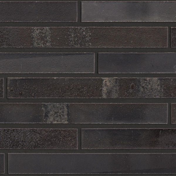 KLAY Tiles Facades - KLAY_SBR-2105_IronBlack